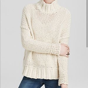 Free People 'Long Summer Pullover' Sweater